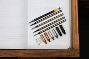 INK ROLLERBALL CONVERSION KIT